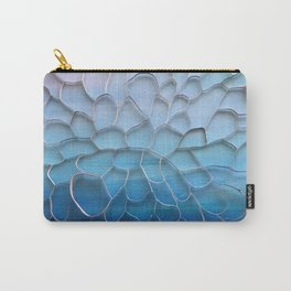 Periwinkle Dreams Carry-All Pouch