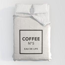 Coffee No5 Comforters