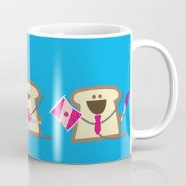 Dr Toast - Off to Work Coffee Mug