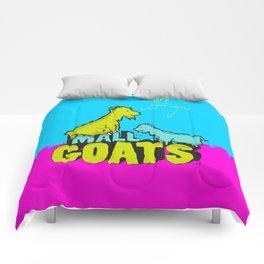 Mall Goats Comforters