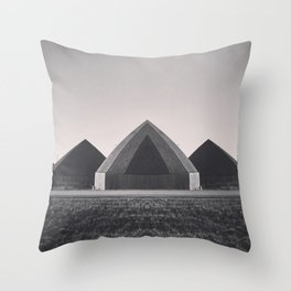 Visionary. Throw Pillow