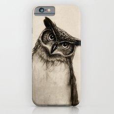 Owl Sketch iPhone 6 Slim Case