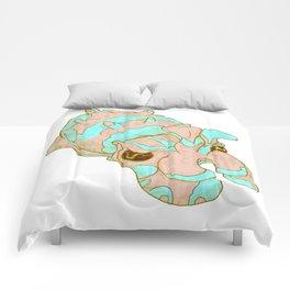 Flamboyant Cuttlefish V Comforters