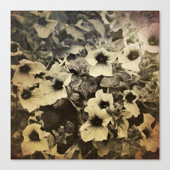 Soul Flowers Canvas Print