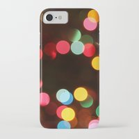 bokeh iPhone & iPod Cases featuring Bokeh by TimH