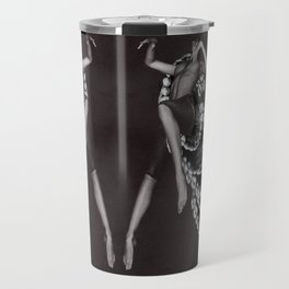 Slipping in teeth Travel Mug