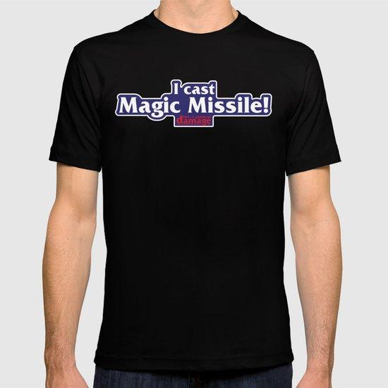 I Cast Magic Missile T-shirt