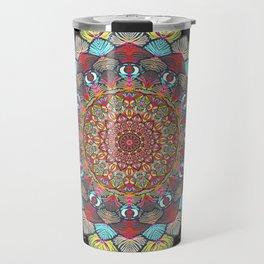 SUN MOON MANDALA Travel Mug