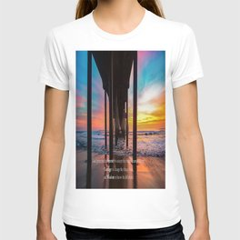 Serenity Prayer - Surf City USA T-shirt
