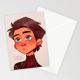 Peter Parker Stationery Cards
