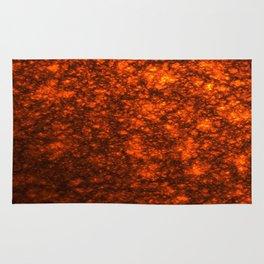 Molten Lava Rug
