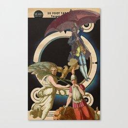 Vittoria Canvas Print