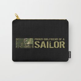 Proud Girlfriend of a Sailor Carry-All Pouch