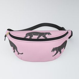 Baby Pink Panther Fanny Pack