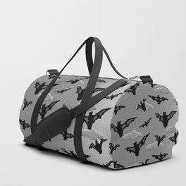 pixel bats Duffle Bag