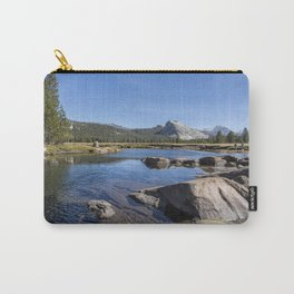 Tuolumne River and Meadows, No. 1 Carry-All Pouch