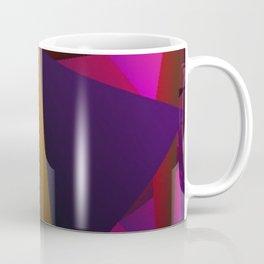 Smoke Screen Abstract 4 Coffee Mug
