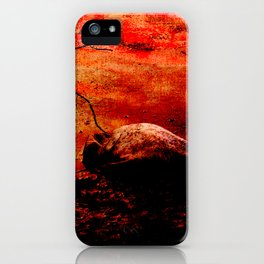 Lonliness iPhone Case