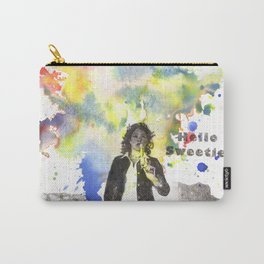 Riversong From Doctor Who Hello Sweetie Carry-All Pouch