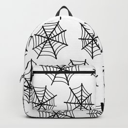 Black Webs Backpack