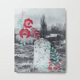 In Peace #1 Metal Print
