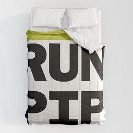 RUN PIP Comforters