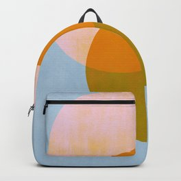 This and That Abstract Art Backpack