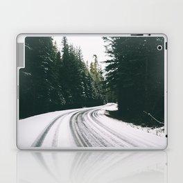 Winter Drive III Laptop & iPad Skin