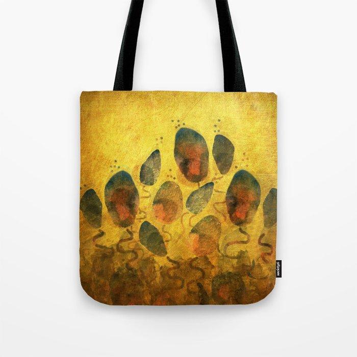 Adorned Tote Bag