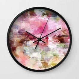 Abstract 2017 044 Wall Clock
