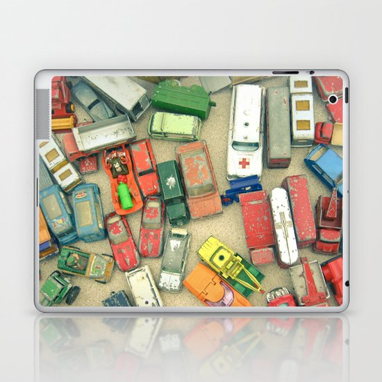 Traffic Jam Laptop & iPad Skin