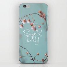 Super Dry iPhone & iPod Skin