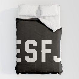 ESFJ Comforters