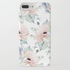 Pretty Succulents by Nature Magick iPhone 8 Plus Slim Case