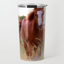 summer sun Travel Mug
