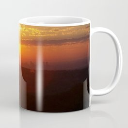 Sunrise At Red Rocks Coffee Mug