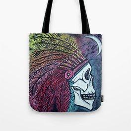 Rainbow Tribe Tote Bag