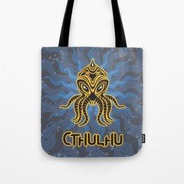 Cthulhu return Tote Bag
