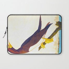 Booby Gannet Bird Laptop Sleeve