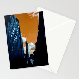 NYC Duotone 3 Stationery Cards