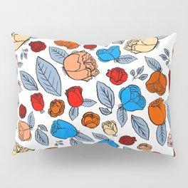 Rose Patch Multi Pillow Sham