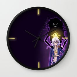 yu-gi-oh: the ring Wall Clock