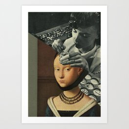 Attention To Detail Art Print