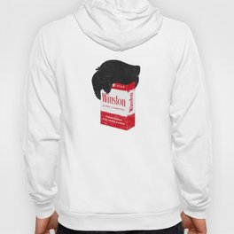 Smoker's Face Hoody