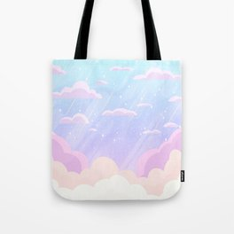 Pastel Heaven Tote Bag