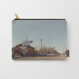ROAD TRIP IV / Lone Pine, California Carry-All Pouch