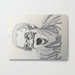 ELTON Metal Print
