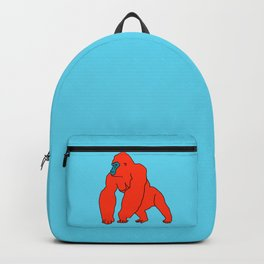 The Orange Gorilla Backpack