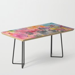 Abstract No. 595 Coffee Table