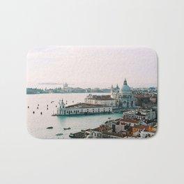 December Sunset, Venice Bath Mat